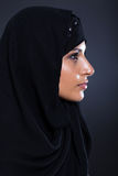 Middle eastern woman Stock Photography