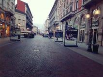Beautiful Milan Royalty Free Stock Photography