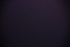 Beautiful milky way on a dark night sky with stars Royalty Free Stock Photos