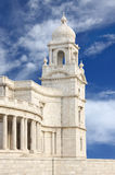 Beautiful minaret of Victoria Memorial hall Stock Photo