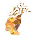 Beautiful mind Stock Image
