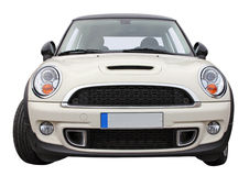 Beautiful Mini Car Royalty Free Stock Images