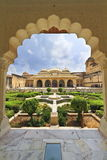 Mirror Palace,Amber Fort Royalty Free Stock Photo