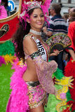 Beautiful miss Royalty Free Stock Photos
