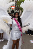 Beautiful miss Royalty Free Stock Photo