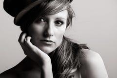 Beautiful Model Royalty Free Stock Photo