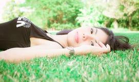Beautiful Model girl Royalty Free Stock Photography