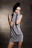 Beautiful model portrait Royalty Free Stock Photo