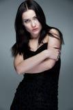 Beautiful model posing Royalty Free Stock Photo