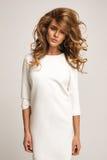 Beautiful model royalty free stock photography