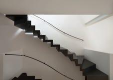 Beautiful modern apartment, loft duplex Royalty Free Stock Photography