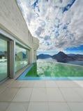 Beautiful modern building Stock Photography