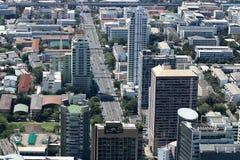 Beautiful modern buildings of Bangkok cityscape Royalty Free Stock Photos