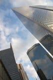Beautiful modern buildings in Dallas Royalty Free Stock Photos