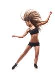 Beautiful modern dancer Royalty Free Stock Photo