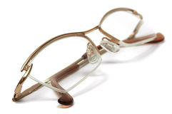 Beautiful and modern glasses Royalty Free Stock Images