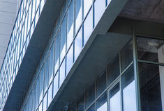 Beautiful modern high-rise building Stock Image