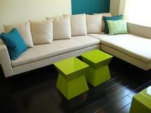 Beautiful Modern Living Room Royalty Free Stock Photo