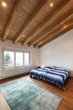 Beautiful modern loft Stock Images