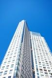 Beautiful modern office building Stock Photos