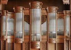 Beautiful modern organ Royalty Free Stock Image