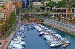Beautiful Monaco Stock Images