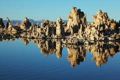 The beautiful Mono Lake Royalty Free Stock Photo