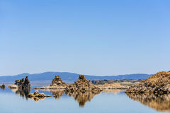 beautiful Mono Lake in California Stock Photos