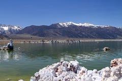 Beautiful  Mono lake Royalty Free Stock Images
