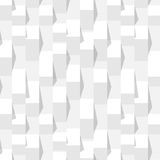 Beautiful Monochrome Abstract Background. Vector Geometric Abstract Background. Illustration Monochrome Backdrop with Short Shadow. Polygon Background royalty free illustration