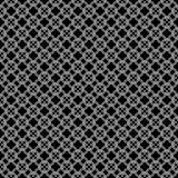 Vector Beautiful black and white seamless pattern stock photography