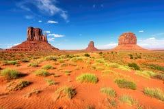 Beautiful Monument Valley, Arizona, USA Stock Photography