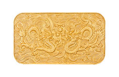 Beautiful moon cake box Royalty Free Stock Photo