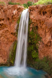 Beautiful Mooney Falls Royalty Free Stock Images