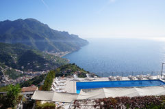 Beautiful morning in Ravello Royalty Free Stock Image