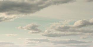 Beautiful morning sky Royalty Free Stock Photography