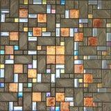 Beautiful mosaic Royalty Free Stock Photos