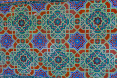 Beautiful mosaic from Spain. Stock Images