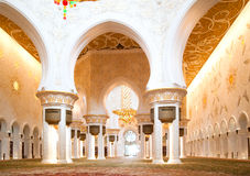 Beautiful Mosque Stock Images