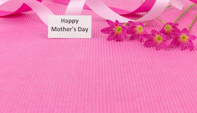 Beautiful mothers day background Stock Image