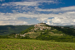 Free Beautiful Motovun And Hills Stock Photo - 21445640