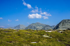 Beautiful mountain background Royalty Free Stock Images