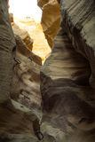 Beautiful mountain canyon Stock Photography
