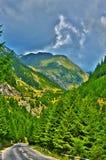 Beautiful mountain Royalty Free Stock Image