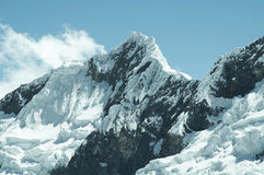 Beautiful mountain Cordilleras Royalty Free Stock Photo