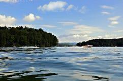 Beautiful Mountain Lake Royalty Free Stock Images