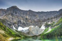 Beautiful mountain Lake views Royalty Free Stock Photos