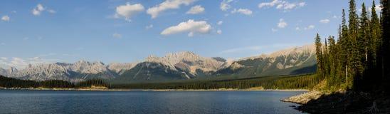 Beautiful mountain Lake views Stock Photo