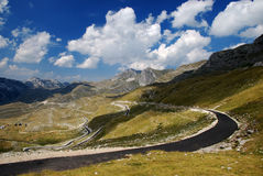 Beautiful mountain landscape Royalty Free Stock Photos