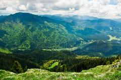 Beautiful mountain landscape Stock Photography